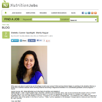 NutritionJobs.com Interview