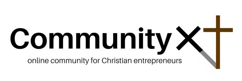 Community X with cross full name 2